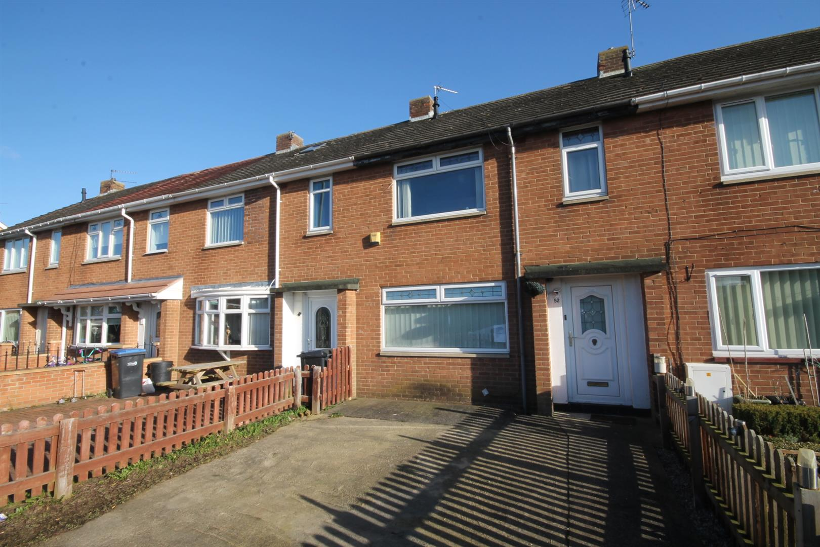 2 Bedrooms Terraced House for sale in Leazes Lane, St. Helen Auckland, Bishop Auckland